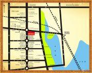 城建・湖景花园3期交通图