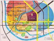祥瑞国际交通图