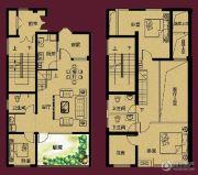 正诚阳光花墅4室2厅3卫169平方米户型图