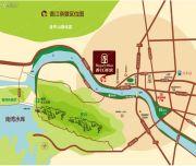 香江帝景交通图