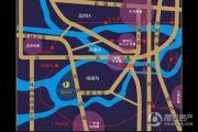 敏捷金月湾交通图