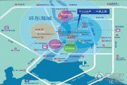 金帝・中洲滨海城交通图