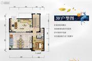 碧桂园翡翠湾5室2厅4卫251平方米户型图