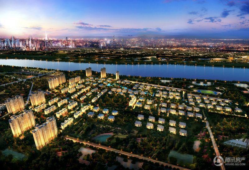 北京恒大京南半岛效果图