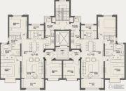 无锡孔雀城4室2厅2卫119平方米户型图