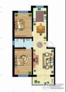 宜丰苑2室2厅1卫0平方米户型图