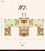 湾流0室0厅0卫301平方米户型图