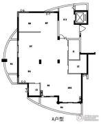 融信滨港花园3室2厅3卫203平方米户型图