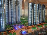 东方天城(公寓)沙盘图