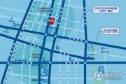 河北工业大学科技园(沧州)园区交通图