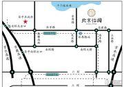 北京怡园交通图