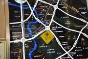 首创娇子1号交通图