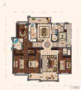 兴创屹墅4室2厅3卫0平方米户型图