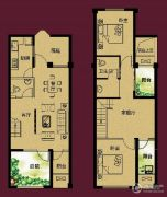 正诚阳光花墅2室2厅2卫139--161平方米户型图