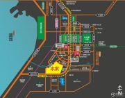 蓝光天娇城交通图
