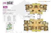 富元利和豪庭2期85--132平方米户型图