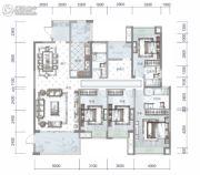 鼎峰源著5室2厅3卫0平方米户型图
