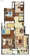 新城�o�Z0室0厅0卫85平方米户型图