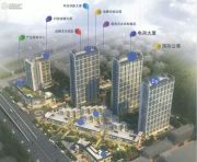 中海联智汇城交通图