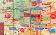 中泰美域交通图