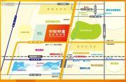 申新泰富国际商贸城交通图