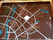 俊发盛唐城交通图
