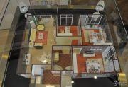 新恒基翡翠城3室2厅1卫0平方米户型图
