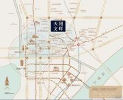 天阳文晖交通图