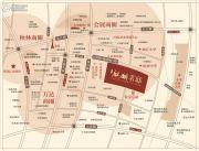 麒麟茗邸规划图