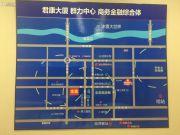 君康大厦交通图