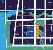 海岸城・郦园交通图