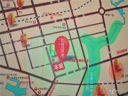 智弘银城绿洲交通图