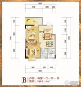 长阳福园住宅小区1室0厅0卫0平方米户型图