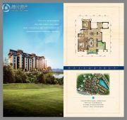 珠江城2室2厅2卫83平方米户型图