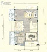 光大山湖城花园3室2厅4卫0平方米户型图