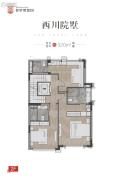 普罗理想国2室0厅0卫320平方米户型图