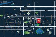 重汽翡翠雅郡交通图