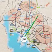 滇池国际会展中心・山海湾交通图