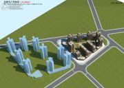 金鸿城三期归谷规划图