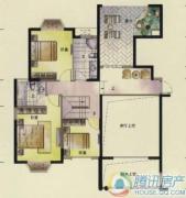 东方名城0室0厅0卫227平方米户型图