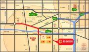 新合国际锦合园交通图
