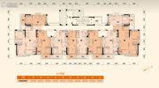 奥园外滩1室1厅1卫42--93平方米户型图