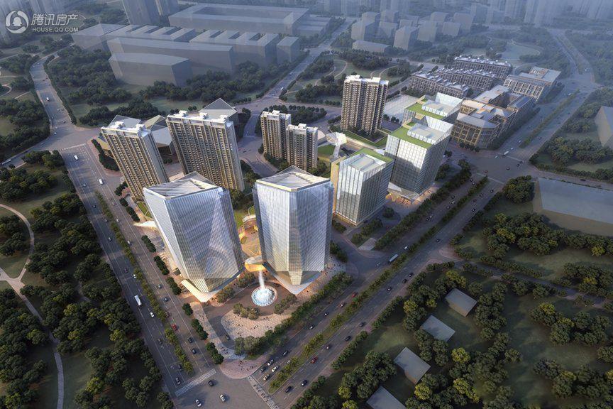 华润未来城市效果图