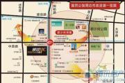 中原新天地交通图