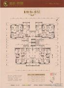 盈信・帝�Z3室2厅0卫145--151平方米户型图