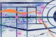 创+理想城交通图