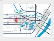 三和剑桥城交通图