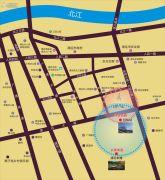 东方天城(商铺)规划图