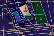 大华兰湖天境交通图