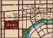八水・清和坊交通图